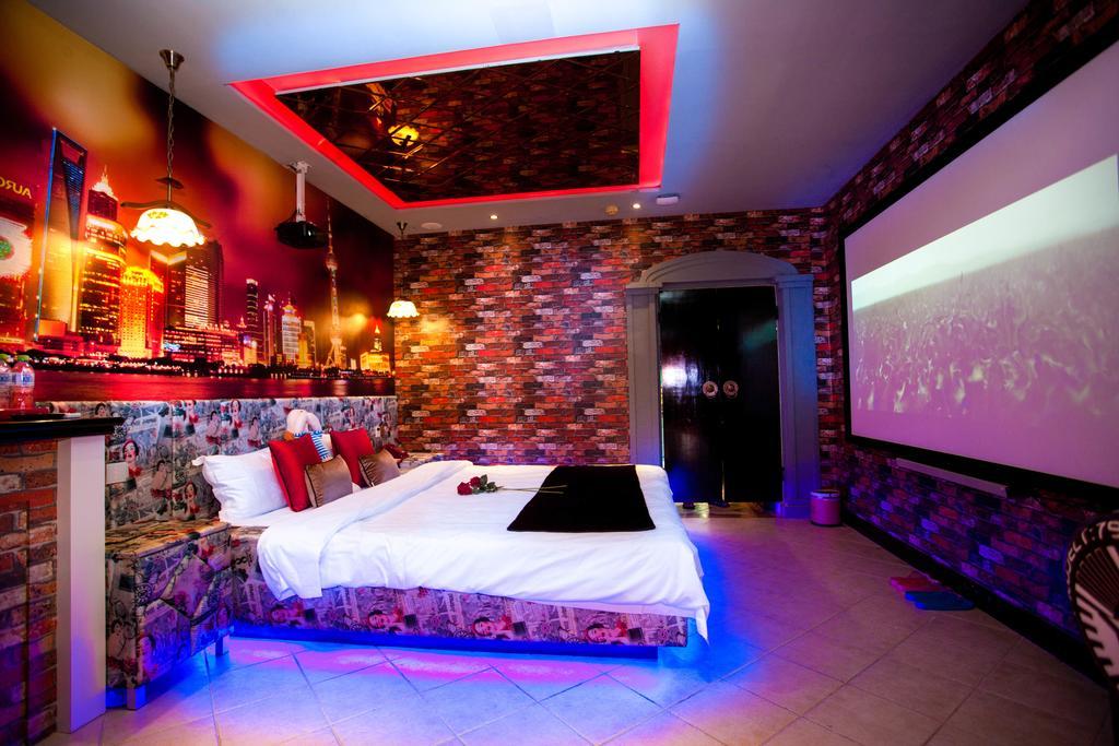 Des Suites d'Hotel sur le thème du Cinéma